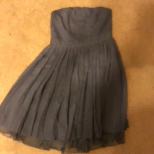 Strapless dress size 7